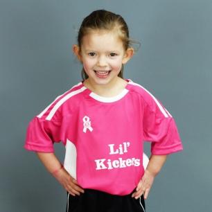 LK pink jersey