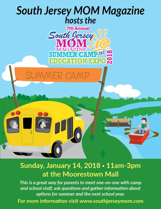 camp expo flyer