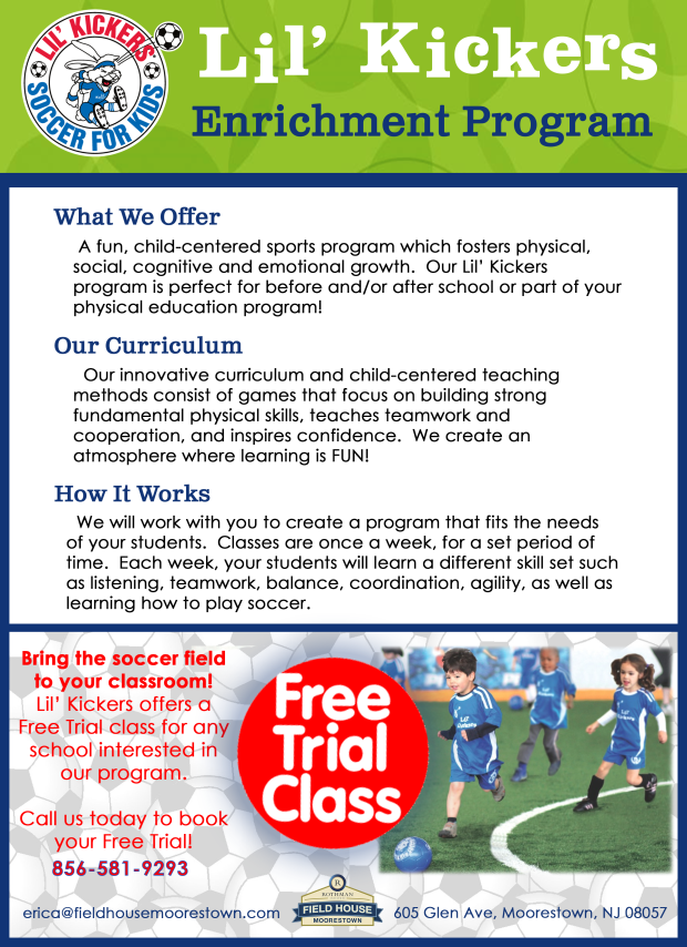 LK Enrichment Program Free Trial